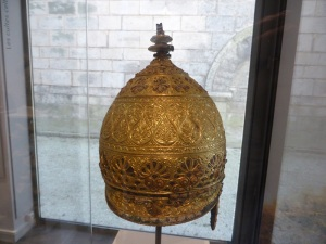Angulema. Museo. Casco de Agris