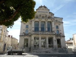 Angulema. Teatro Municipal