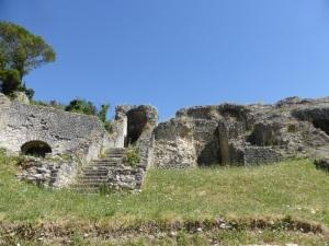 Saintes. Anfiteatro