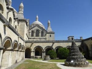 Perigueux. Catedral de St- Front