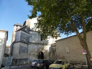 Saintes. St-Pallais
