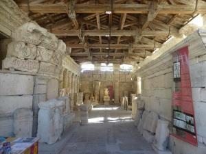 Saintes. Museo Arqueológico