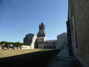 Abadía de Sablonceaux