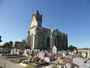 176. Abadía de Sablonceaux
