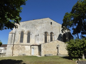 183. San Martín de Meursac. Cabecera