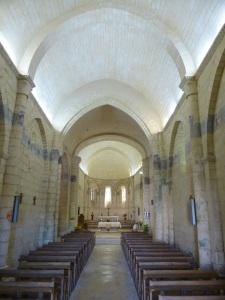 Rioux. Notre-Dame. Interior
