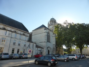 201. Saintes. Catedral