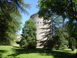 Perigueux. Torre de Vésone