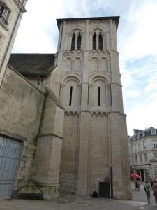 Poitiers. Saint Porchaire