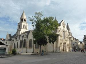 Poitiers. Notre Dame la Grande
