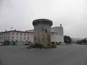 Poitiers. Torre del Cordier