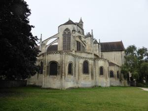 290. Poitiers. San Juan de Montierneuf