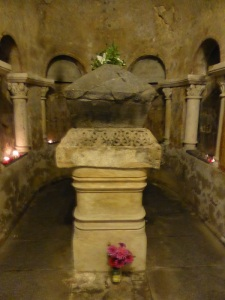 308. Poitiers. Santa Radegunda