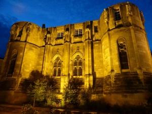 Poitiers. Palacio de Justicia