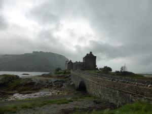 339. Castillo de Eilean Donan