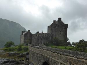 340. Castillo de Eilean Donan