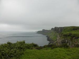 366. Isla de Sky. Acantilados de Kilt Rock