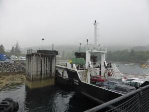 377. Ferry de Armadale a Mallaig
