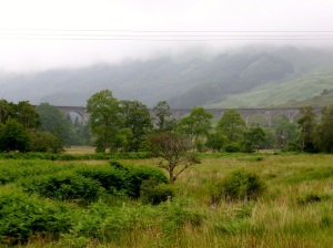 Glenfinnan Viaduct (Puente Harry Potter)