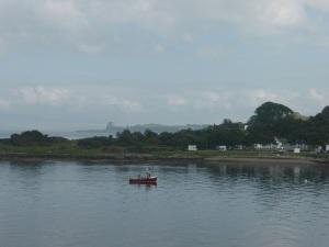Ferry de Isla de Mull a Oban