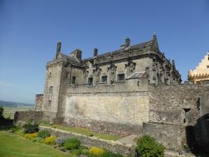 498. Stirling. Castillo