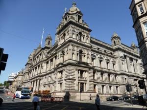 Glasgow. Ayuntamiento