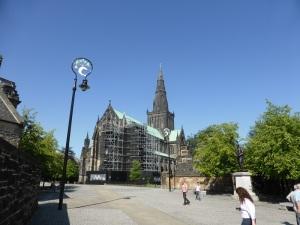 Glasgow. Catedral presbiteriana