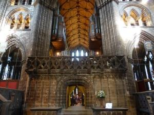 551. Glasgow. Catedral presbiteriana