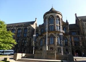 Glasgow. Universidad