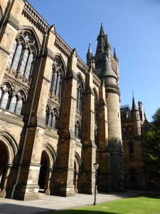 558. Glasgow. Universidad