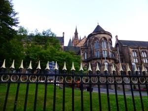575. Glasgow. Universidad