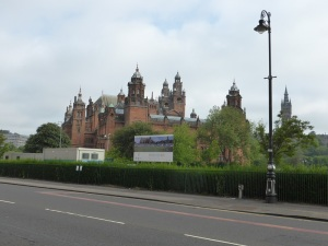 Glasgow. Museo Kelvingrove