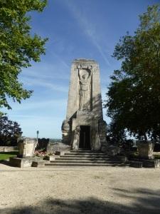 Angulema. Plaza Beaulieu