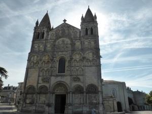 Angulema. Catedral