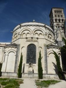 Catedral. Cabecera
