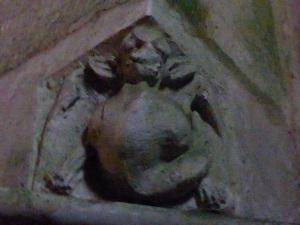 Saintes. San Eutrope. Cripta