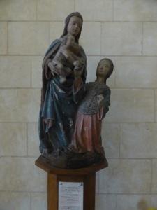 Rioux. Notre-Dame