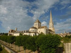 Abadía de Saint-Savin sur Gartempe
