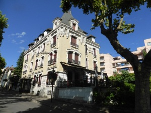 Cahors. Hotel