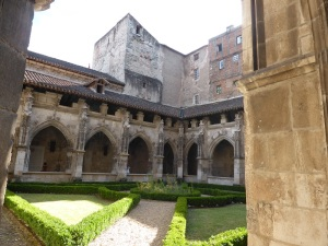 Cahors. Catedral. Claustro