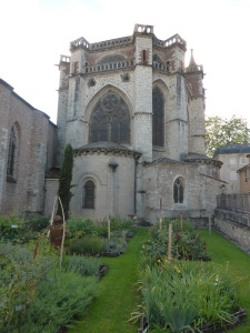 Cahors. Catedral