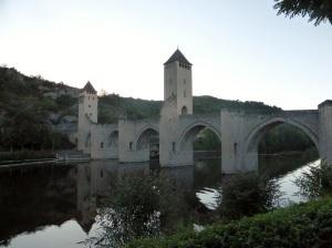 Cahors. Puente Valentré
