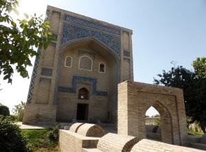 Mausoleo de Abu Bakr Kaffal Shoshi