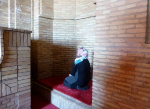014. Taskent. Plaza Jast Imom. Mausoleo de Abu Bakr Kaffal Shoshi