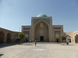 026. Taskent. Plaza Jast Imom