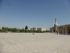 029. Taskent. Plaza Jast Imom