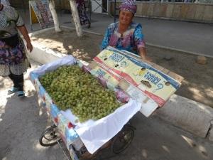 039. Taskent. Bazar Chorsu