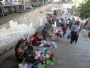 043. Taskent. Bazar Chorsu