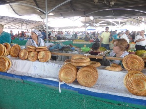 051. Taskent. Bazar Chorsu