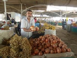 052. Taskent. Bazar Chorsu